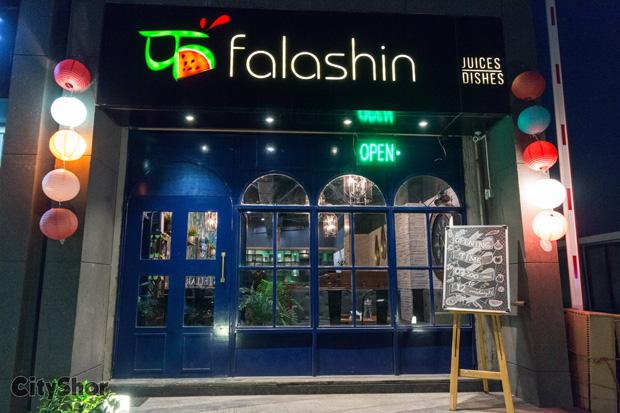 Live Music, Exotic Fruits, Last Friday of 2017 at Falashin!