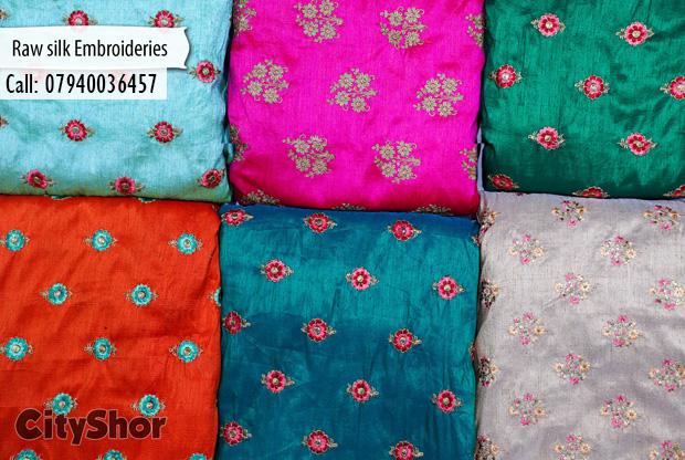 buy designer fabrics wholesale rates from arpit silk india