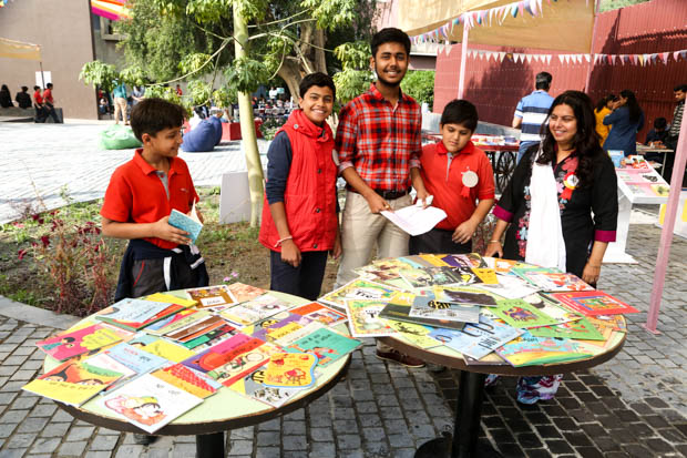Read to Lead Yound Readers Conclave 2018