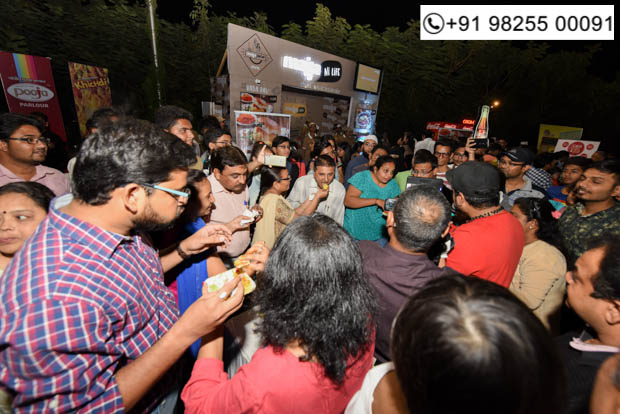 Book your stalls at Ahmedabad Food Festival 2018!