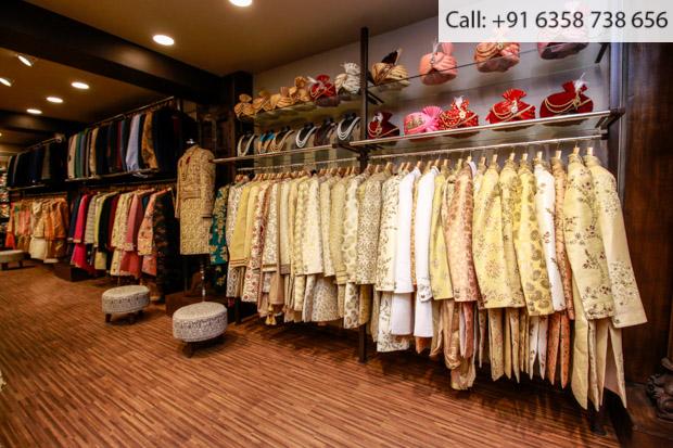 City's Biggest Rental Ethnic Wear Showroom for Men Dhagaa