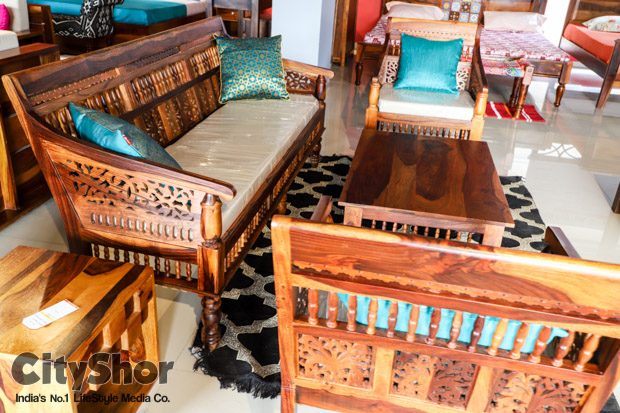 Custom Online Furniture Store Wooden Street Now In Ahmedabad