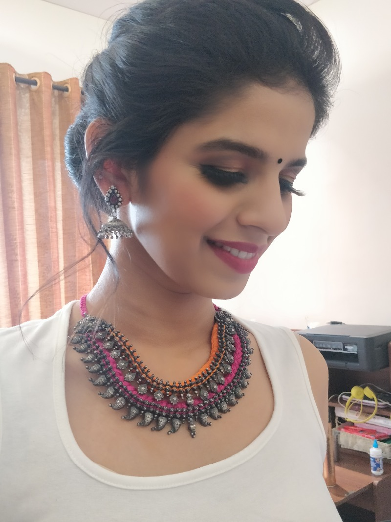 Perfect makeup solution for all occasions by Shivani Sonar!