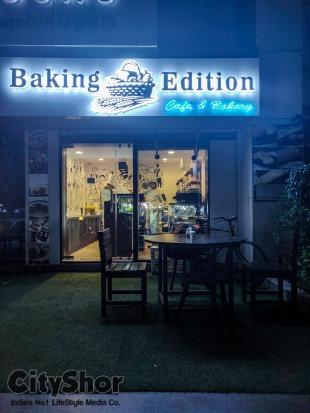 Freshly Brewed Coffee Footlongs Pizza & more @Baking Edition