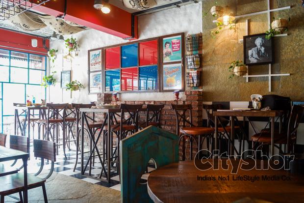 Hit Bricky's Bar & Kitchen HSR For scrumptious food!