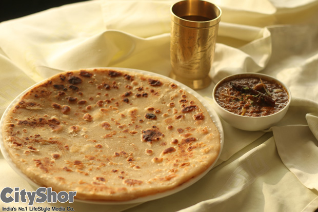 Yummy Parathas Till MidNight @MUGHAL RASOI are Saviour