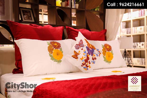 Ambreh's Bedsheet Set Makes For A Perfect Wedding Gift!