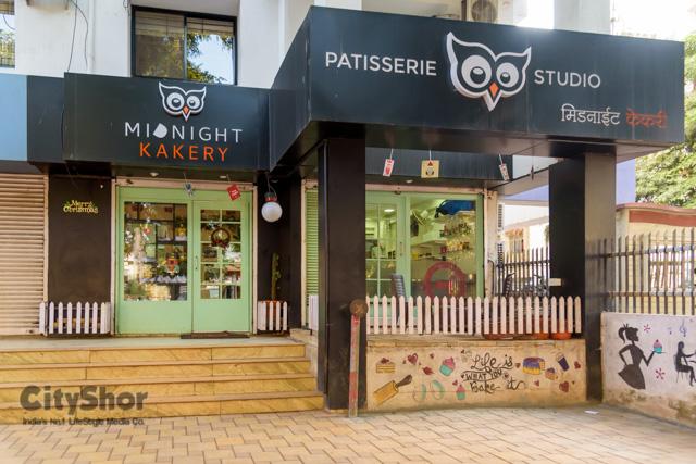 Kothrud Breaking your Dessert stereotypes at Midnight Kakery
