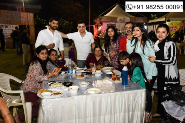 Celebrate your love for Food @ Ahmedabad Food Fest 2018