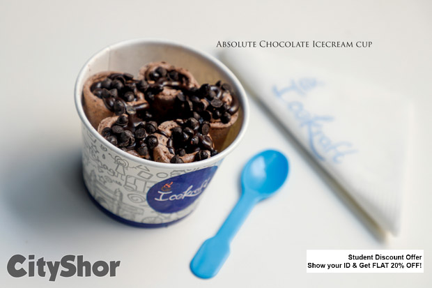 Student Discount Offer at Icekraft | Flat 20 % OFF
