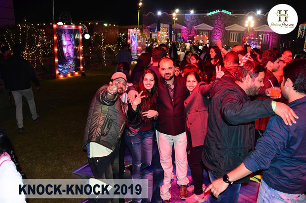 Knock Knock 2019 | Enjoy An Ultimate New Year Bash