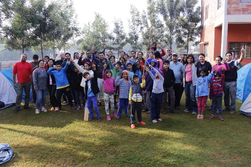 "STAR GAZING CAMP organized by ""SKILLS BEYOND EDUCATION"""