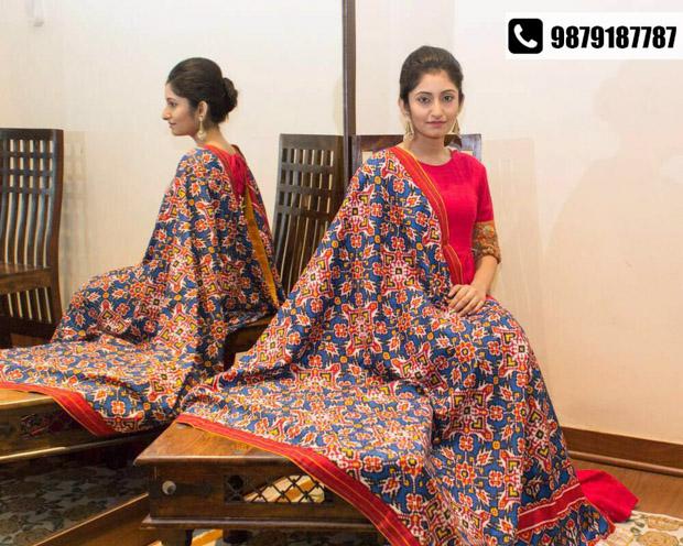 Wedding Preview Patolas & more by Rajshrungar starts today!