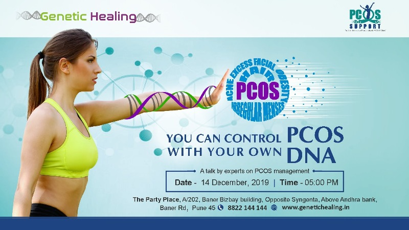 Manage Your PCOS using your own DNA