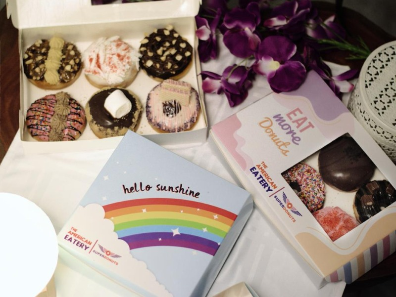 Gift an assorted box of donuts this diwali | Superdonuts