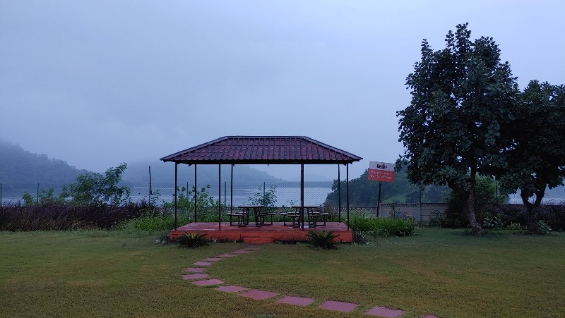 Diwali staycation besides Statue of Unity- Tent City-1