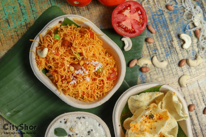South Indian Brunch on Weekends @ Sambar cafe, Manipur