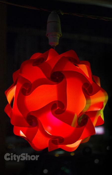 Nicholas   Awesome lamp shades
