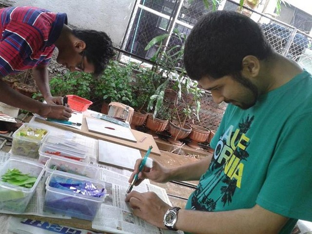 Art Workshops by Studio 7