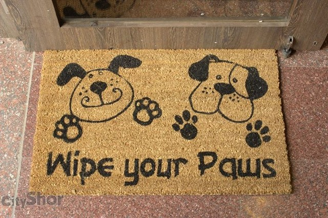 Unique Doormats From The Little Quirkshop