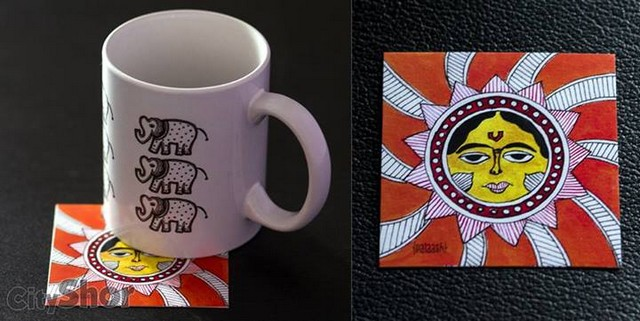Madhubani Crafts from Palaash