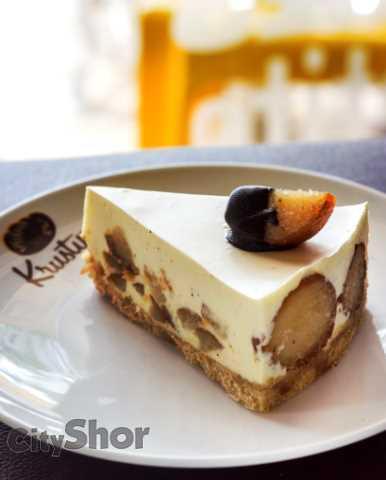 Gulabjamun Cheesecake At Krustys