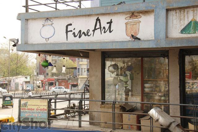 Fine Art Ahmedabad