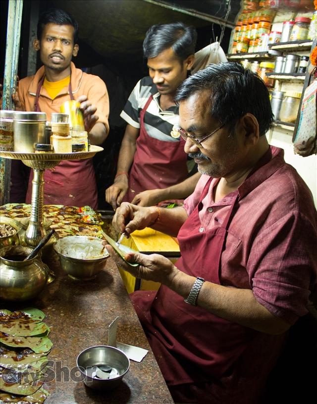 Sanju Paan Stall