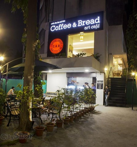Coffee And Bread Art Cafe Pune
