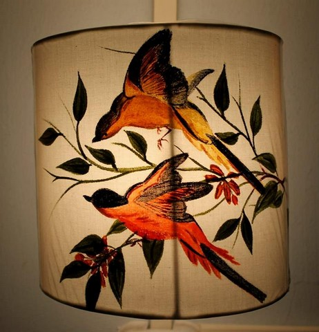 Chic Lamp Shades from Bhila