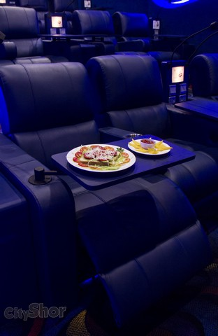 Screen N Spice - India first Movie and Dinning Concept- now in Ahmedabad!!!