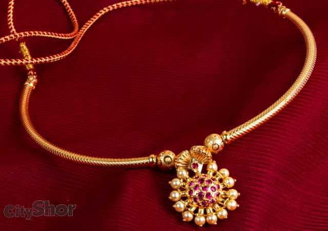 Peshwai Jewellery by Abhiruchi