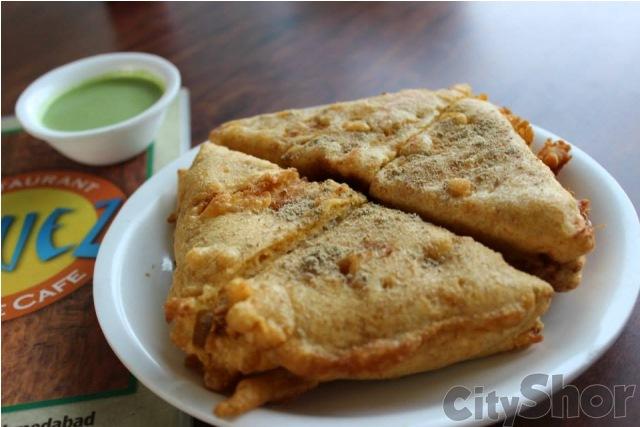 Bluez Terrace Cafe Ahmedabad