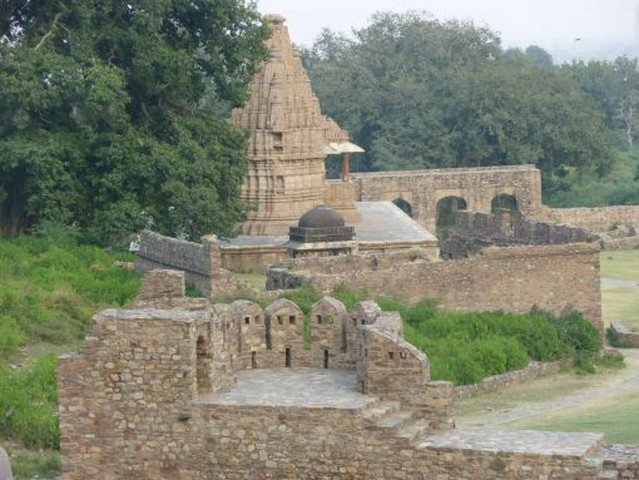 Beware- the ghost see's you - Bhangarh- Rajasthan
