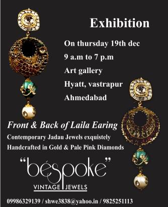 Bespoke Vintage Jewels Exhibition
