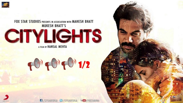 City Lights: Movie Review