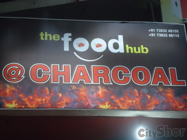 Charcoal - The food hub