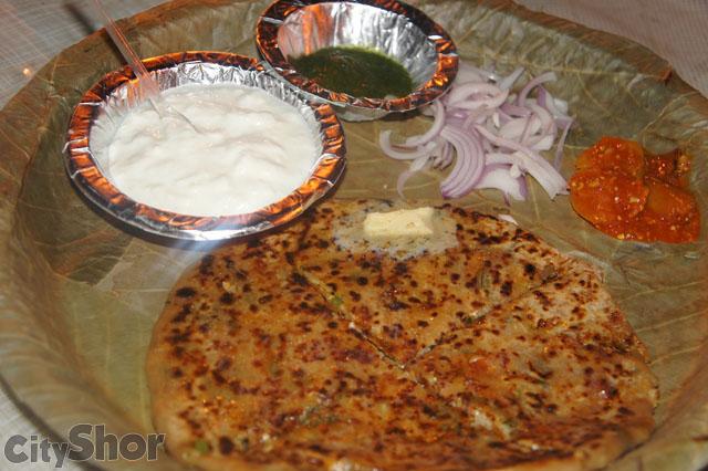 Om Sai Paratha Ahmedabad