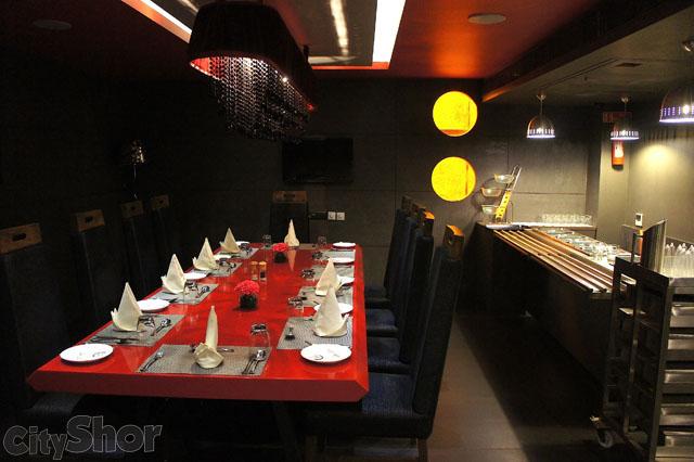 Cafe Flambe Restaurant Ahmedabad
