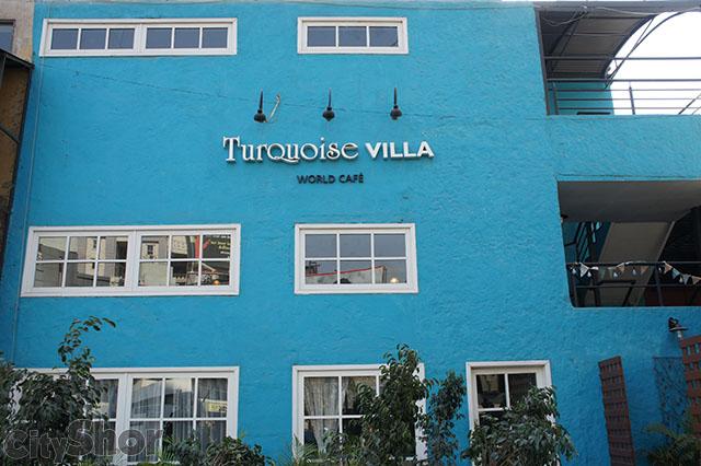 Turquoise Villa Restaurant Ahmedabad