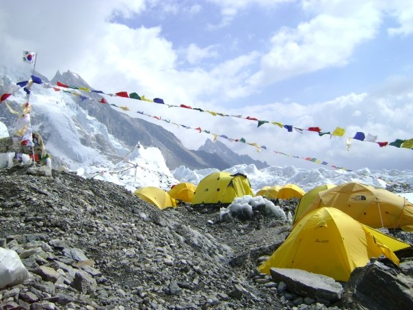 The Largest Civilian Expedition to Everest Base Camp with Krushna Patil