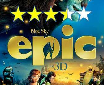 Epic 2013 Movie Review