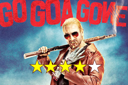 Go Goa Gone - Blood-y funny Movie Review