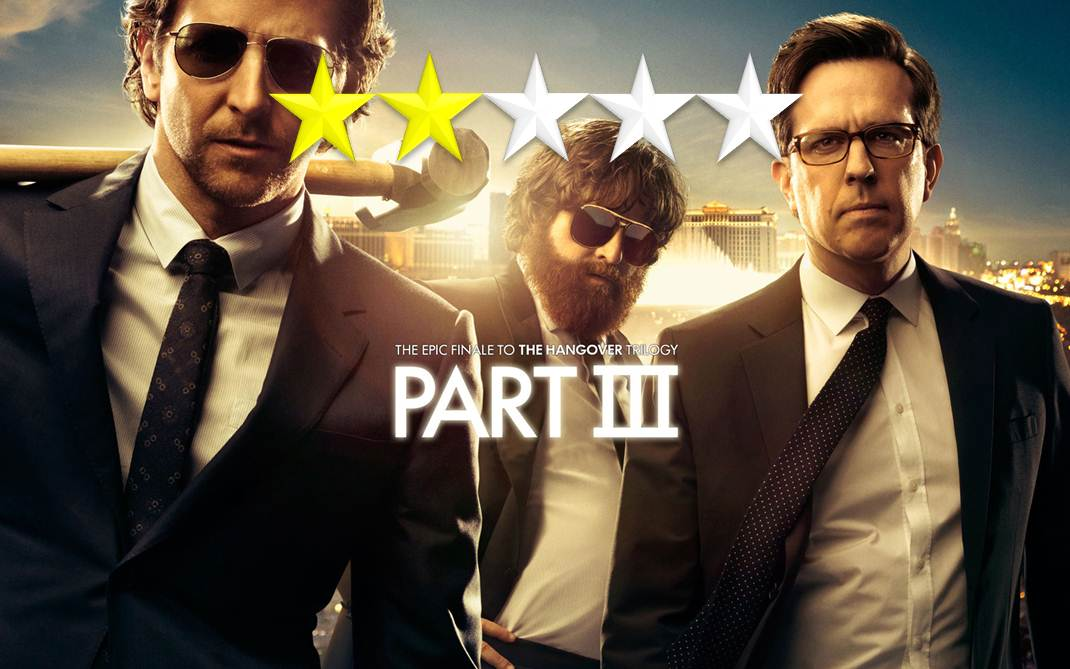Hangover 3 Movie Review