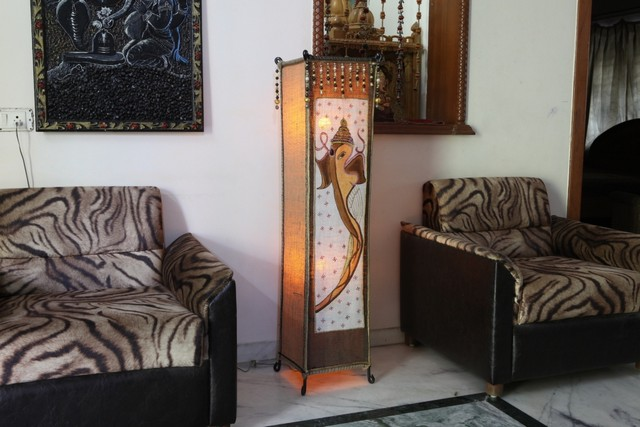 Lamp Shades and Mural paintings by Neelam