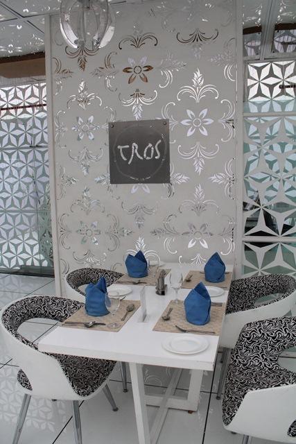 Tros Restaurant Balaji Agora Mall Ahmedabad