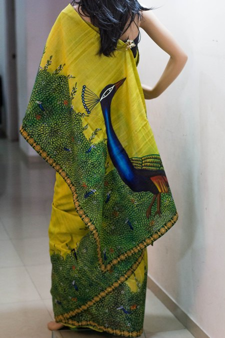 Wearable art for your wardrobe - Exhibition