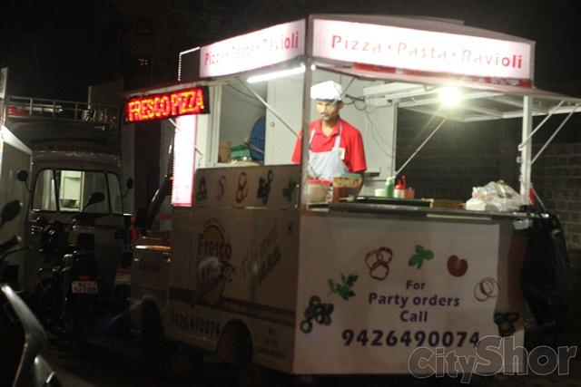 Fresco Pizza Ahmedabad