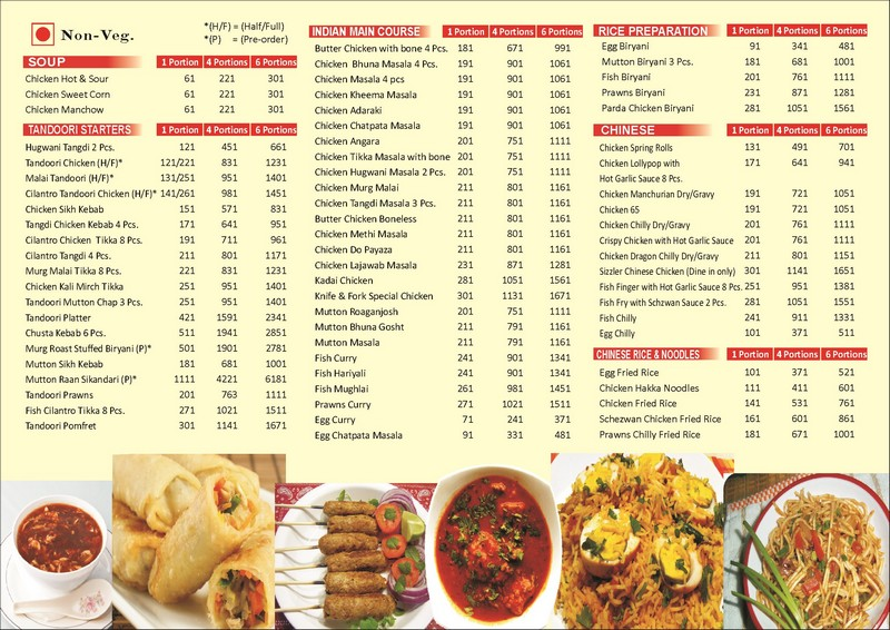 Home Delivery Food Restaurant In Ahmedabad