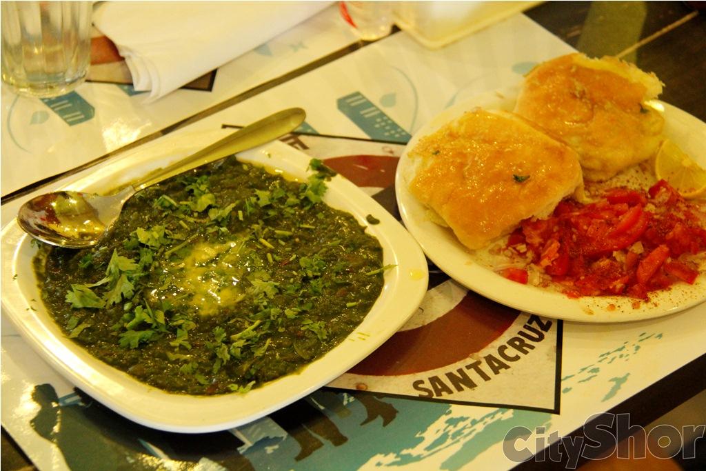 Bombay Street Cafe Ahmedabad